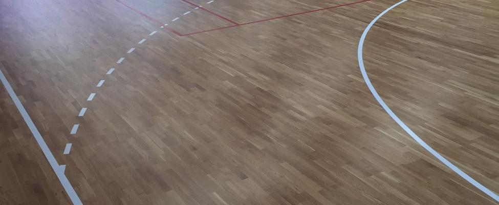 Inauguración del nuevo Parquet Deportivo en el Polideportivo Municipal de San Bartolomé de Tirajana