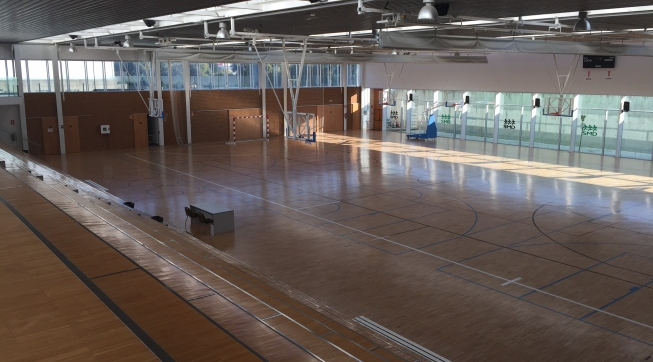 Palacio de deportes de Arteixo