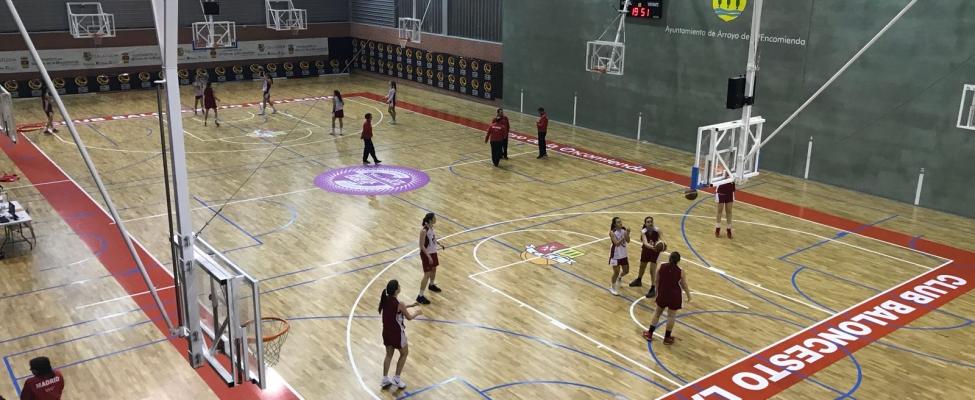 El mejor basquet sobre parquet deportivo