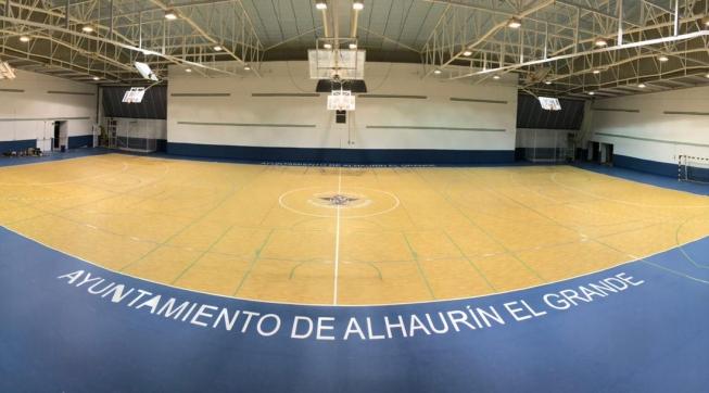 POLIDEPORTIVO ALHAURÍN EL GRANDE (MÁLAGA)